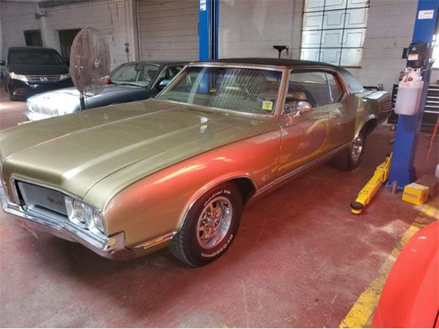 1970 Oldsmobile Cutlass (CC-1410500) for sale in Cadillac, Michigan