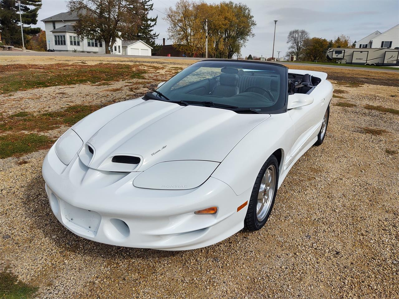 2002 Pontiac Firebird Trans Am WS6 (CC-1415006) for sale in Bellevue, Iowa