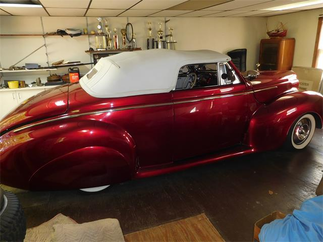 1940 Mercury Convertible (CC-1415011) for sale in Boonton, New Jersey