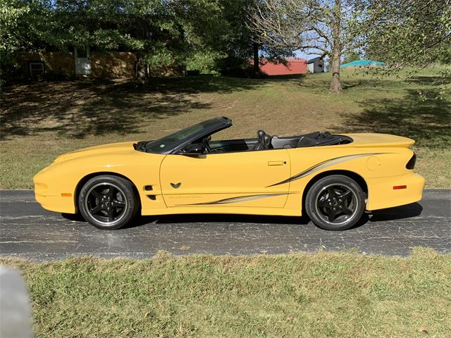 2002 Pontiac Firebird Trans Am WS6 (CC-1415013) for sale in Hillsboro, Missouri