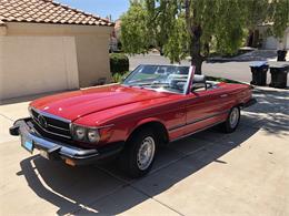 1983 Mercedes-Benz 380SL (CC-1415015) for sale in Las Vegas, Nevada