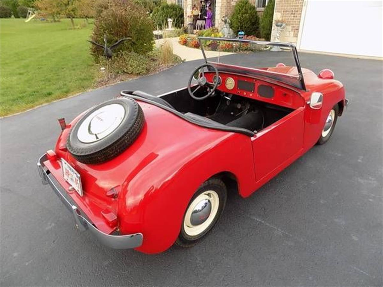 1952 Crosley Super Sports (CC-1410502) for sale in Cadillac, Michigan