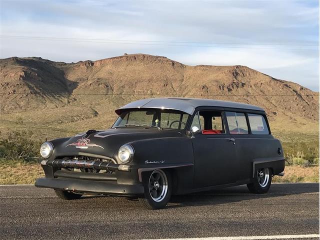 1953 Plymouth Suburban (CC-1415025) for sale in Kingman , Az