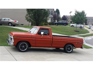 1976 Ford F100 (CC-1410503) for sale in Cadillac, Michigan