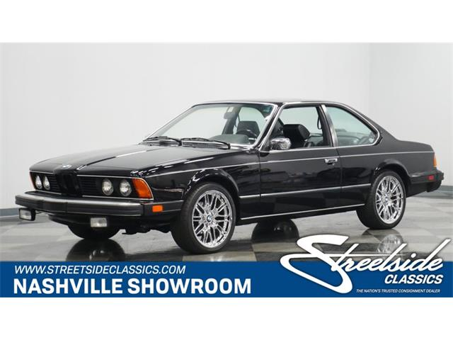 1986 BMW 635csi (CC-1415034) for sale in Lavergne, Tennessee