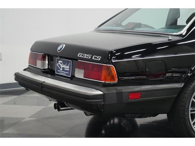 1986 BMW 635csi (CC-1415034) for sale in Lavergne, Tennessee