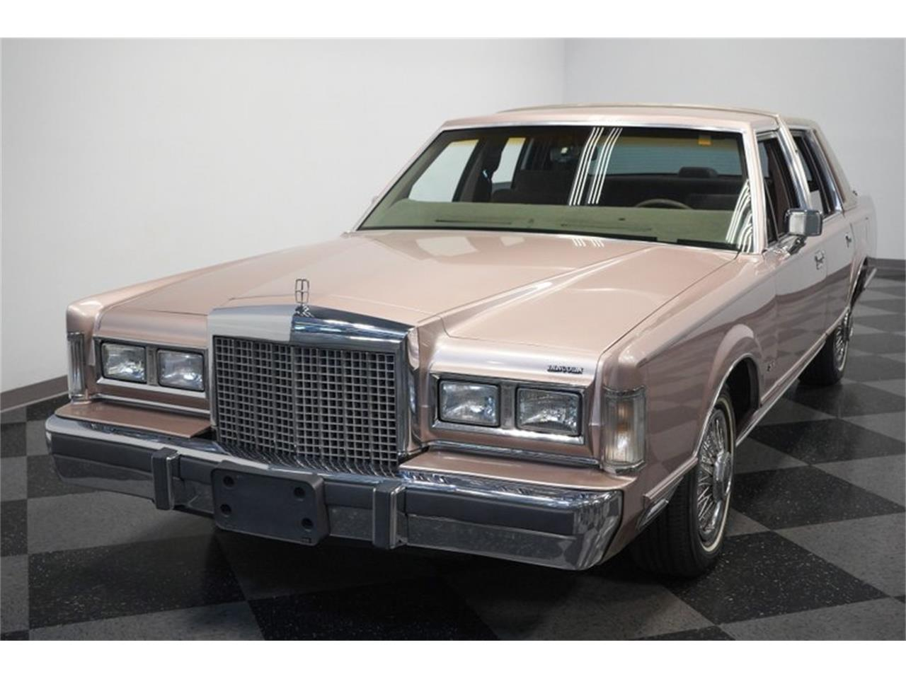 1986 Lincoln Town Car (CC-1415036) for sale in Mesa, Arizona