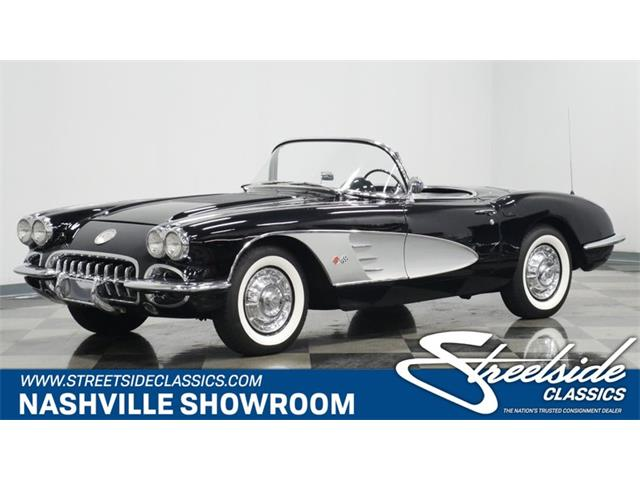 1958 Chevrolet Corvette (CC-1415038) for sale in Lavergne, Tennessee