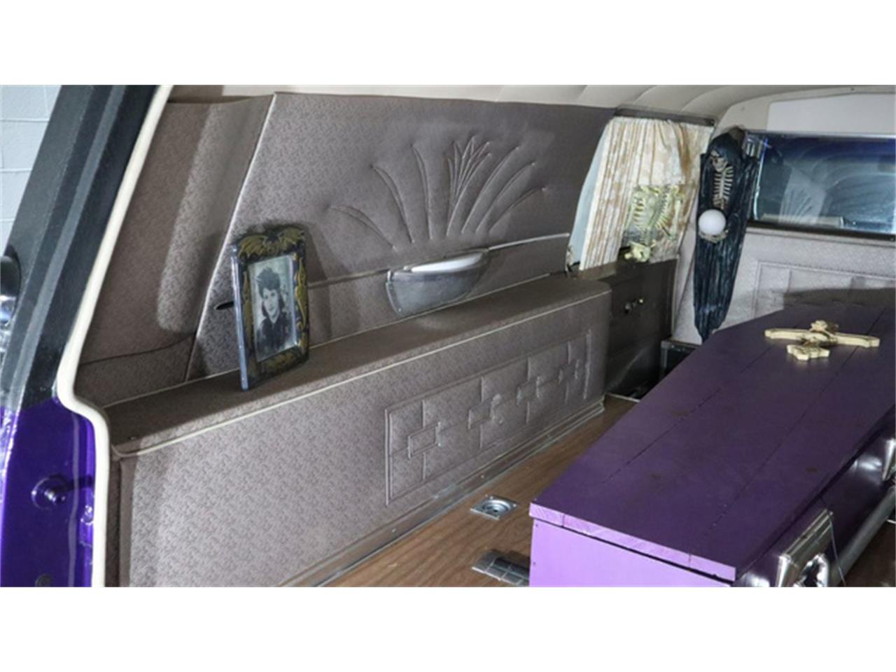 1971 Cadillac Hearse (CC-1415042) for sale in Jackson, Mississippi