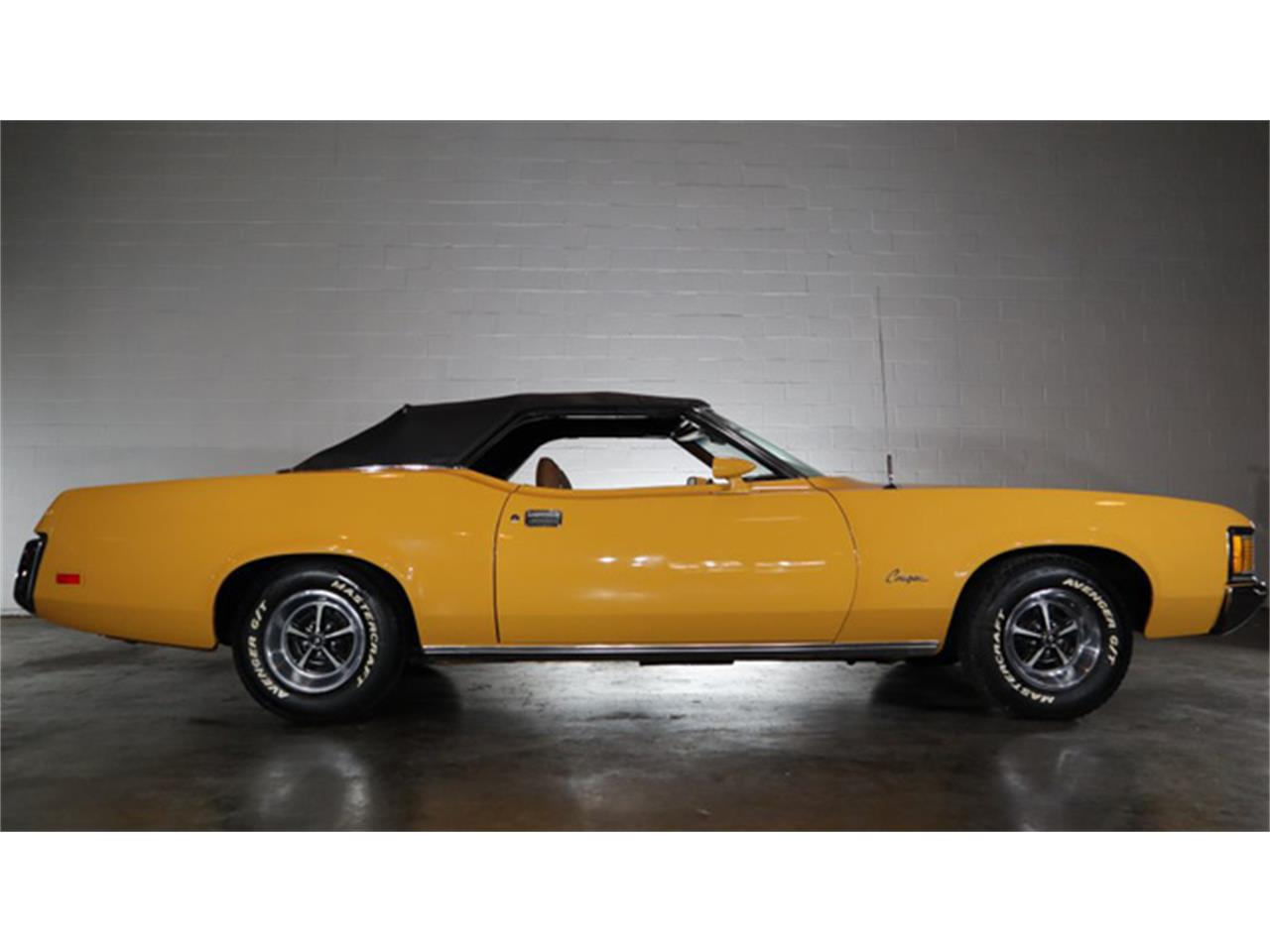 1972 Mercury Cougar (CC-1415043) for sale in Jackson, Mississippi