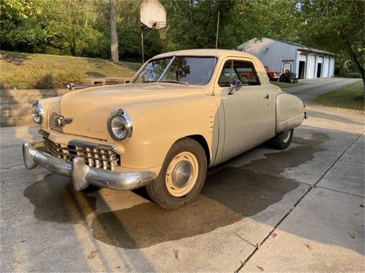 1949 Studebaker Champion (CC-1410505) for sale in Cadillac, Michigan