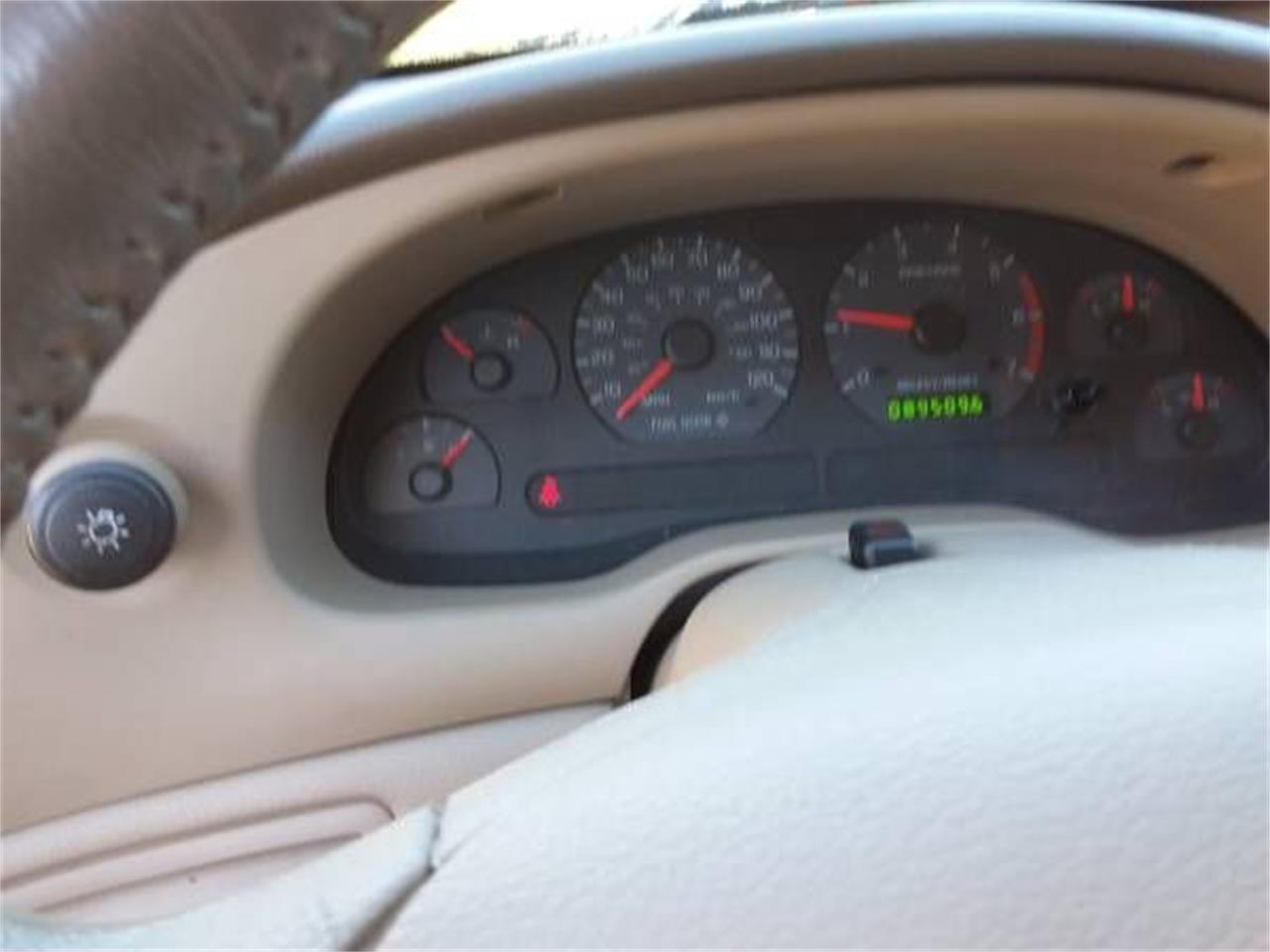 2001 Ford Mustang (CC-1415057) for sale in Cadillac, Michigan