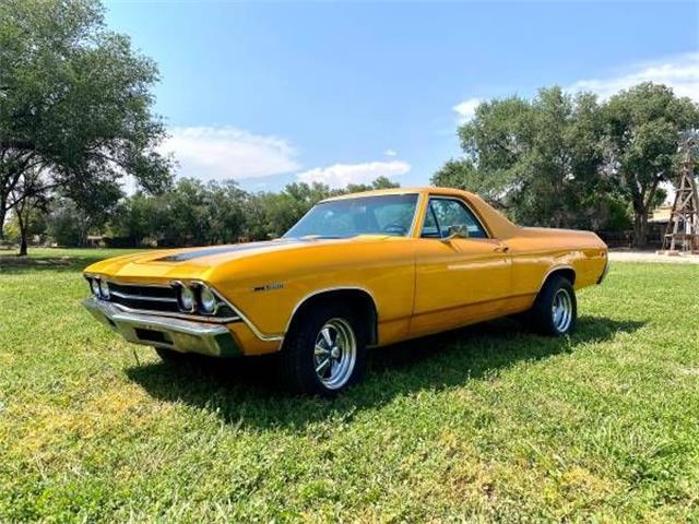 1969 Chevrolet El Camino (CC-1415058) for sale in Cadillac, Michigan