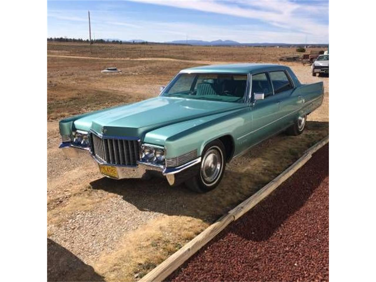 1970 Cadillac Fleetwood (CC-1415059) for sale in Cadillac, Michigan
