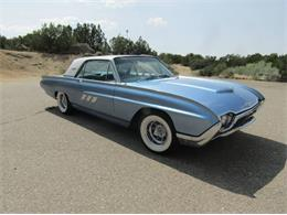 1963 Ford Thunderbird (CC-1415060) for sale in Cadillac, Michigan