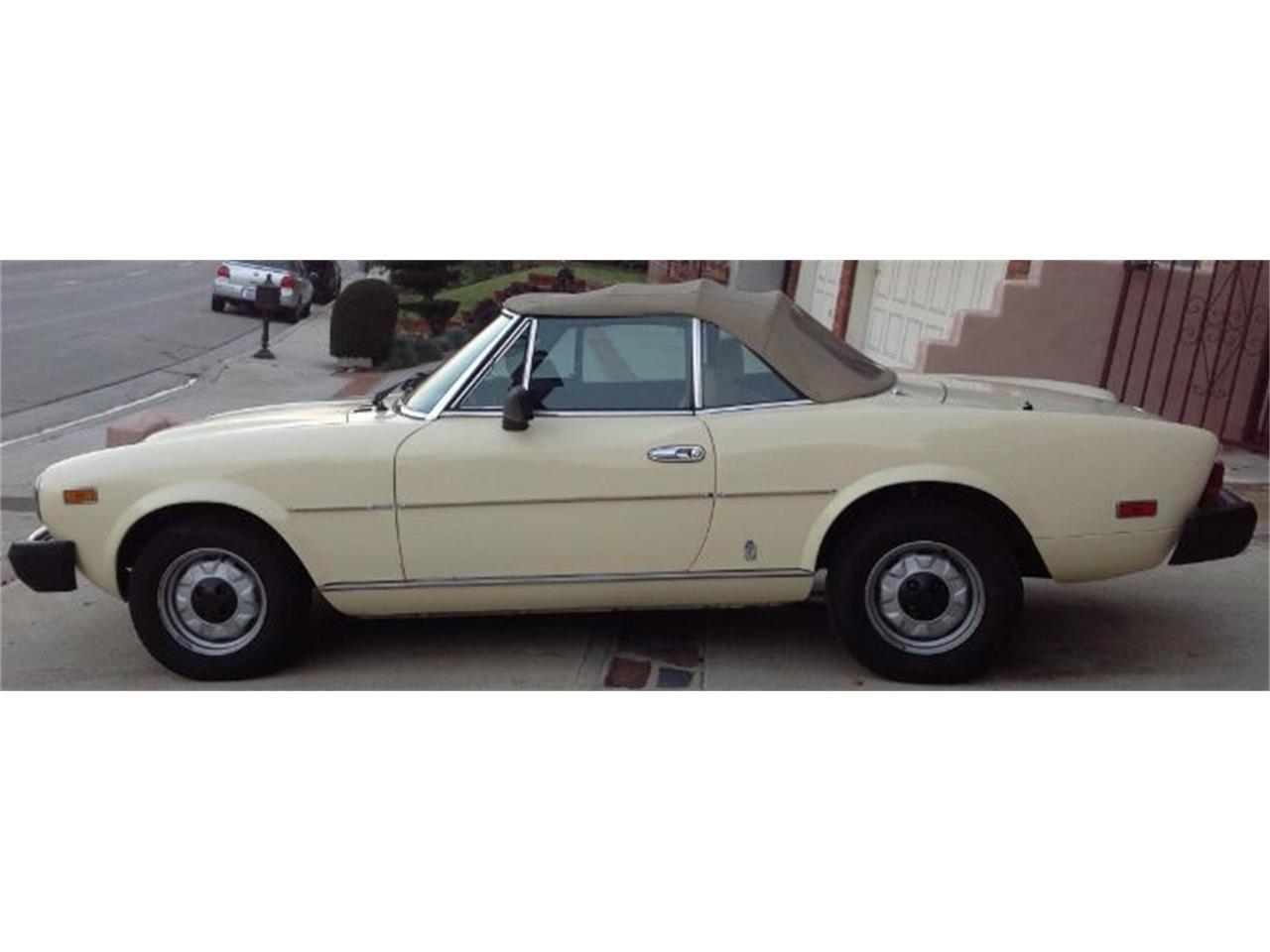 1979 Fiat 124 (CC-1415062) for sale in Cadillac, Michigan