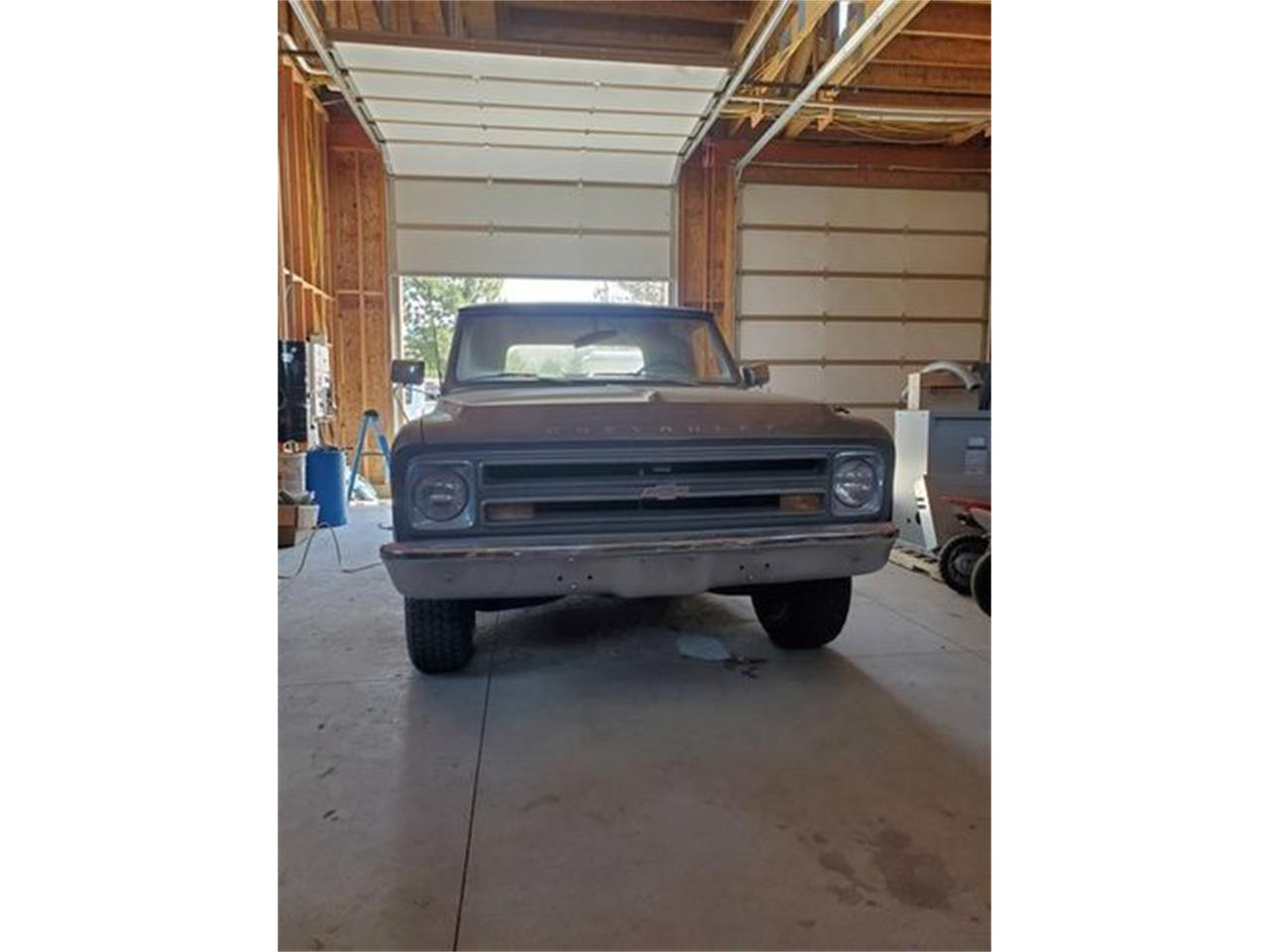 1967 Chevrolet C/K 1500 (CC-1415064) for sale in Cadillac, Michigan