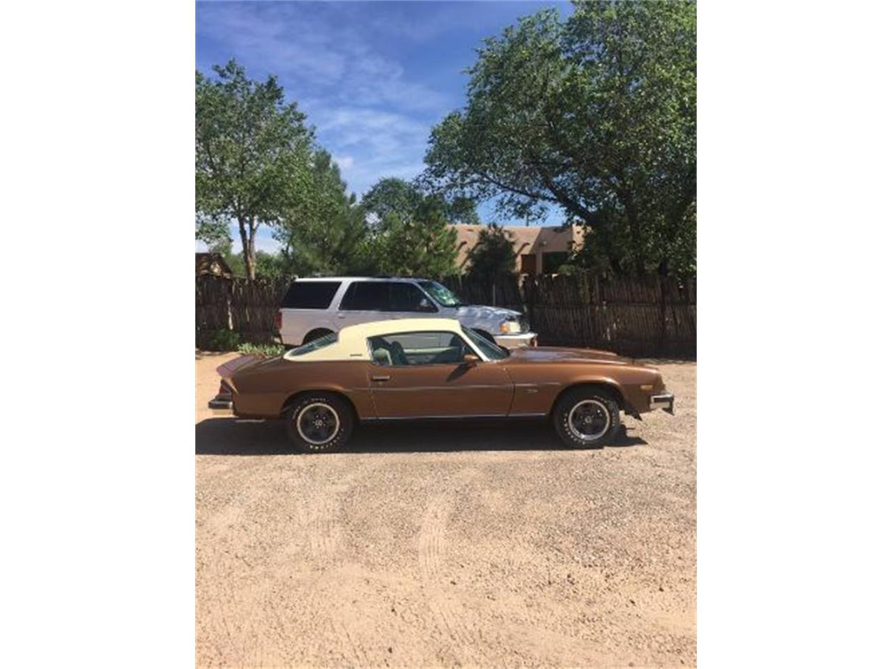 1974 Chevrolet Camaro (CC-1415065) for sale in Cadillac, Michigan