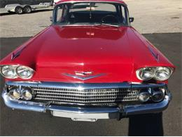 1958 Chevrolet Biscayne (CC-1415067) for sale in Cadillac, Michigan