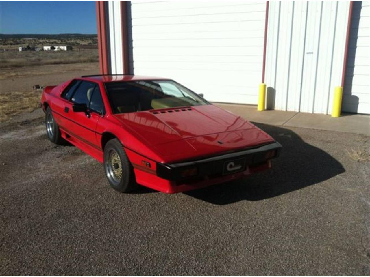1984 Lotus Esprit (CC-1415074) for sale in Cadillac, Michigan