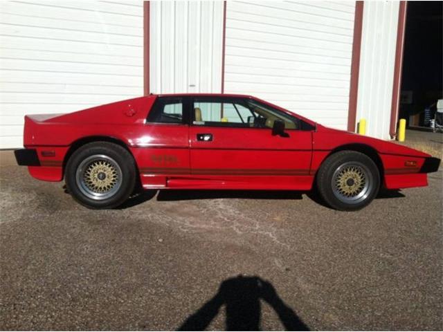 1984 Lotus Esprit (CC-1415074) for sale in Cadillac, Michigan