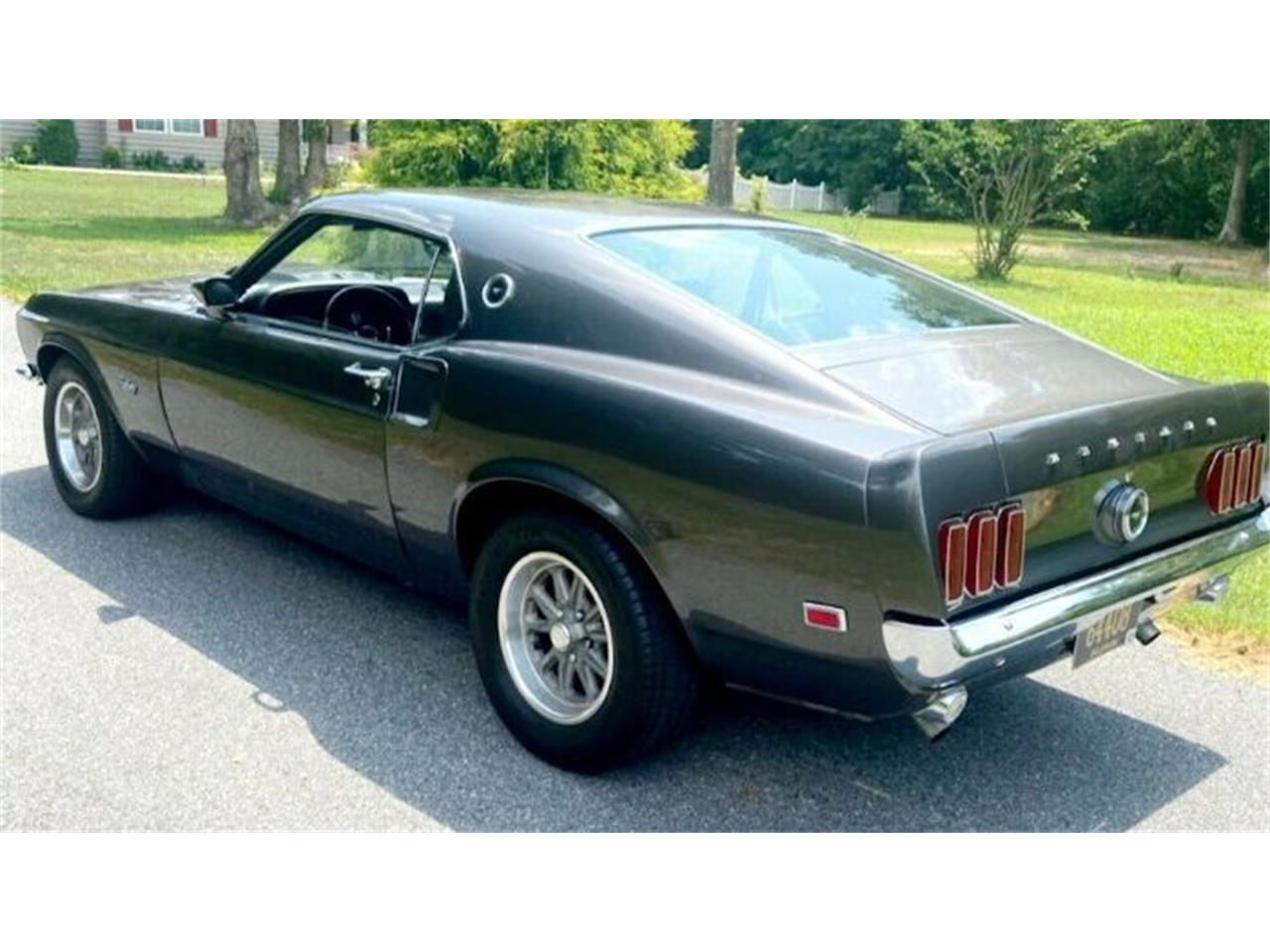 1969 Ford Mustang (CC-1415076) for sale in Cadillac, Michigan