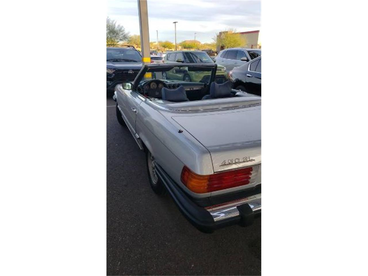 1975 Mercedes-Benz 450SL (CC-1415083) for sale in Cadillac, Michigan