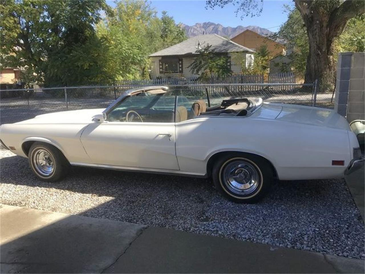 1970 Mercury Cougar (CC-1415084) for sale in Cadillac, Michigan