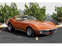 1971 Chevrolet Corvette (CC-1415088) for sale in Cadillac, Michigan
