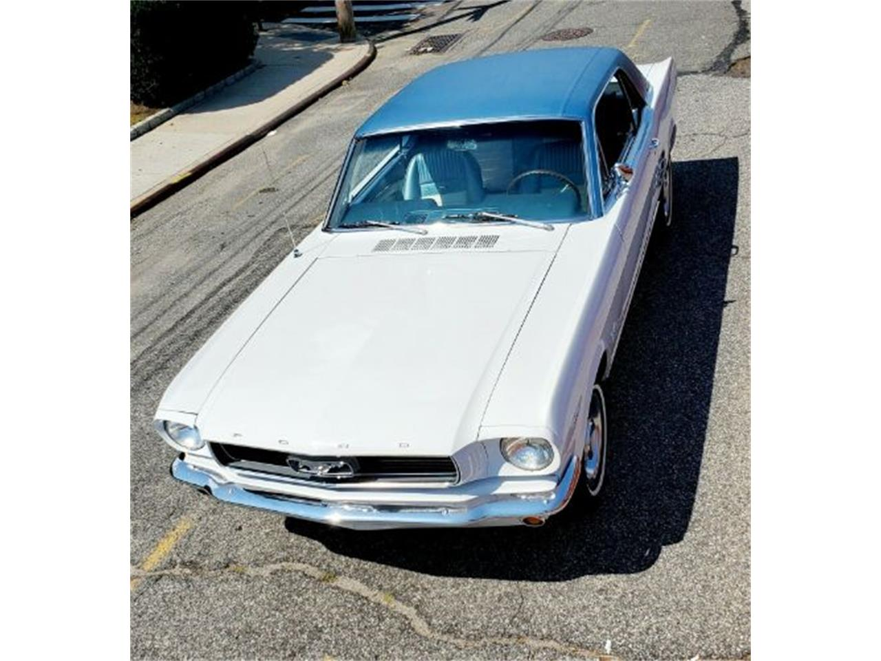 1966 Ford Mustang (CC-1415092) for sale in Cadillac, Michigan