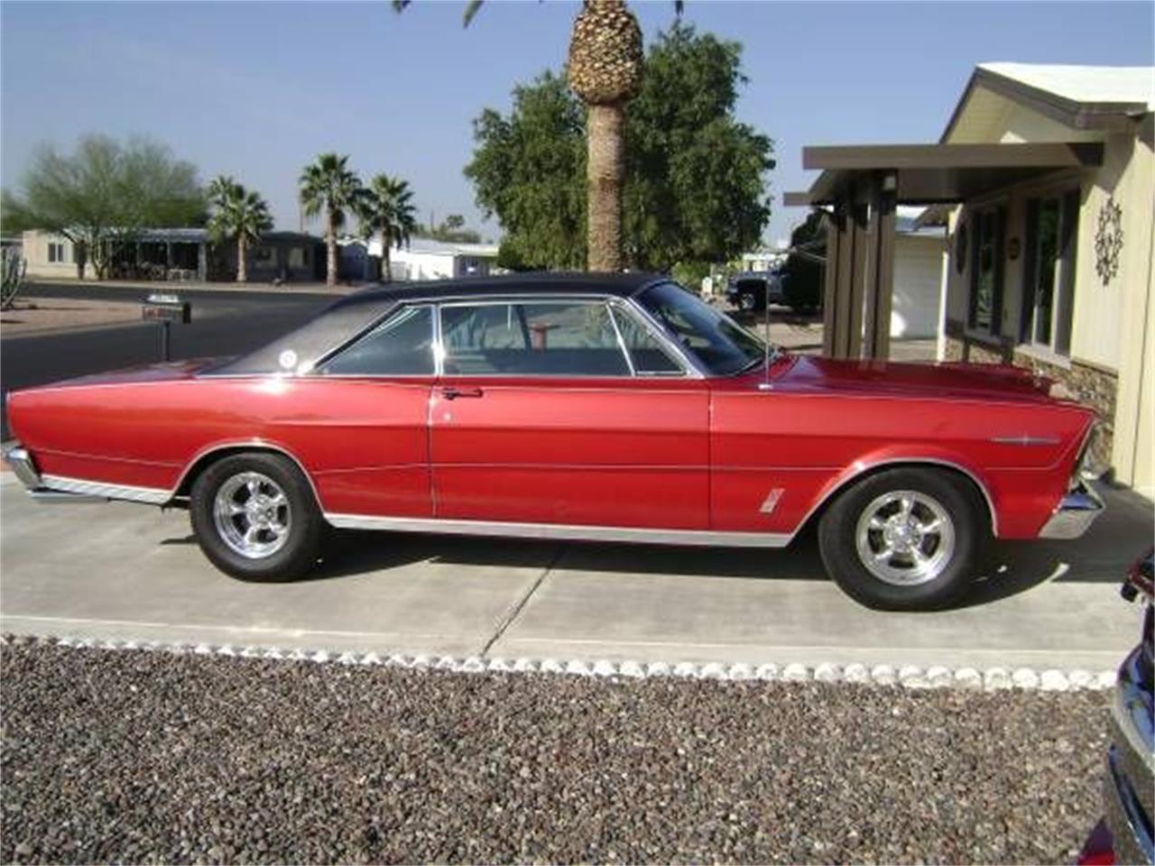 1966 Ford LTD (CC-1415093) for sale in Cadillac, Michigan