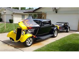 1933 Ford Coupe (CC-1415094) for sale in Cadillac, Michigan