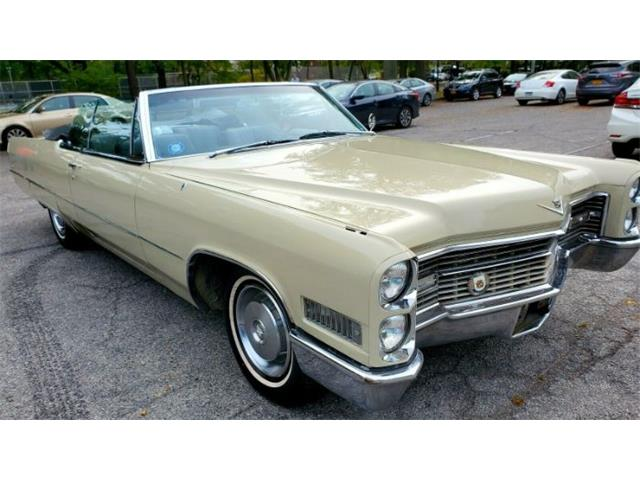 1966 Cadillac DeVille (CC-1415095) for sale in Cadillac, Michigan