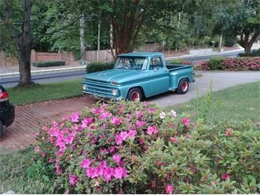 1966 Chevrolet C10 (CC-1415097) for sale in Cadillac, Michigan