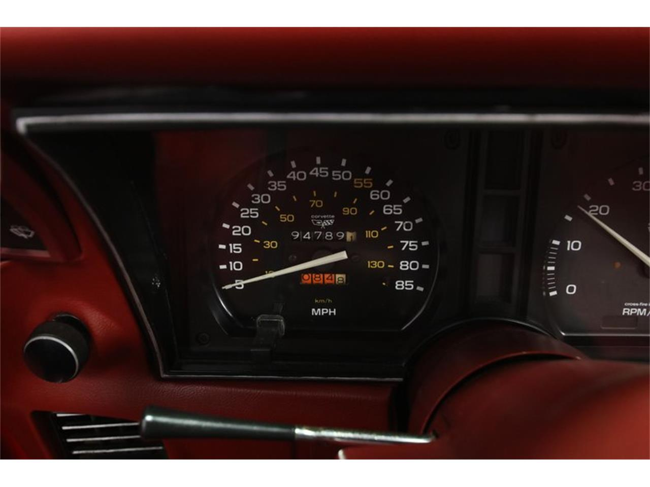1982 Chevrolet Corvette (CC-1410051) for sale in Concord, North Carolina