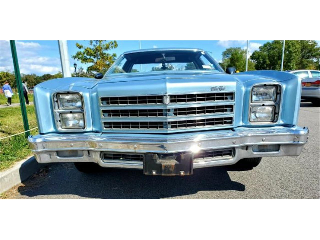 1976 Chevrolet Monte Carlo (CC-1415101) for sale in Cadillac, Michigan