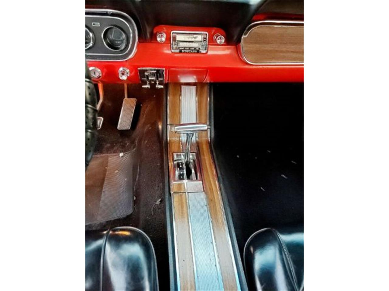 1966 Ford Mustang (CC-1415103) for sale in Cadillac, Michigan