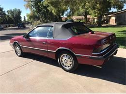 1989 Chrysler LeBaron (CC-1415105) for sale in Cadillac, Michigan