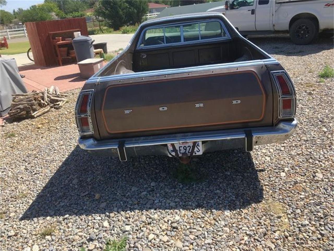1977 Ford Ranchero (CC-1415107) for sale in Cadillac, Michigan