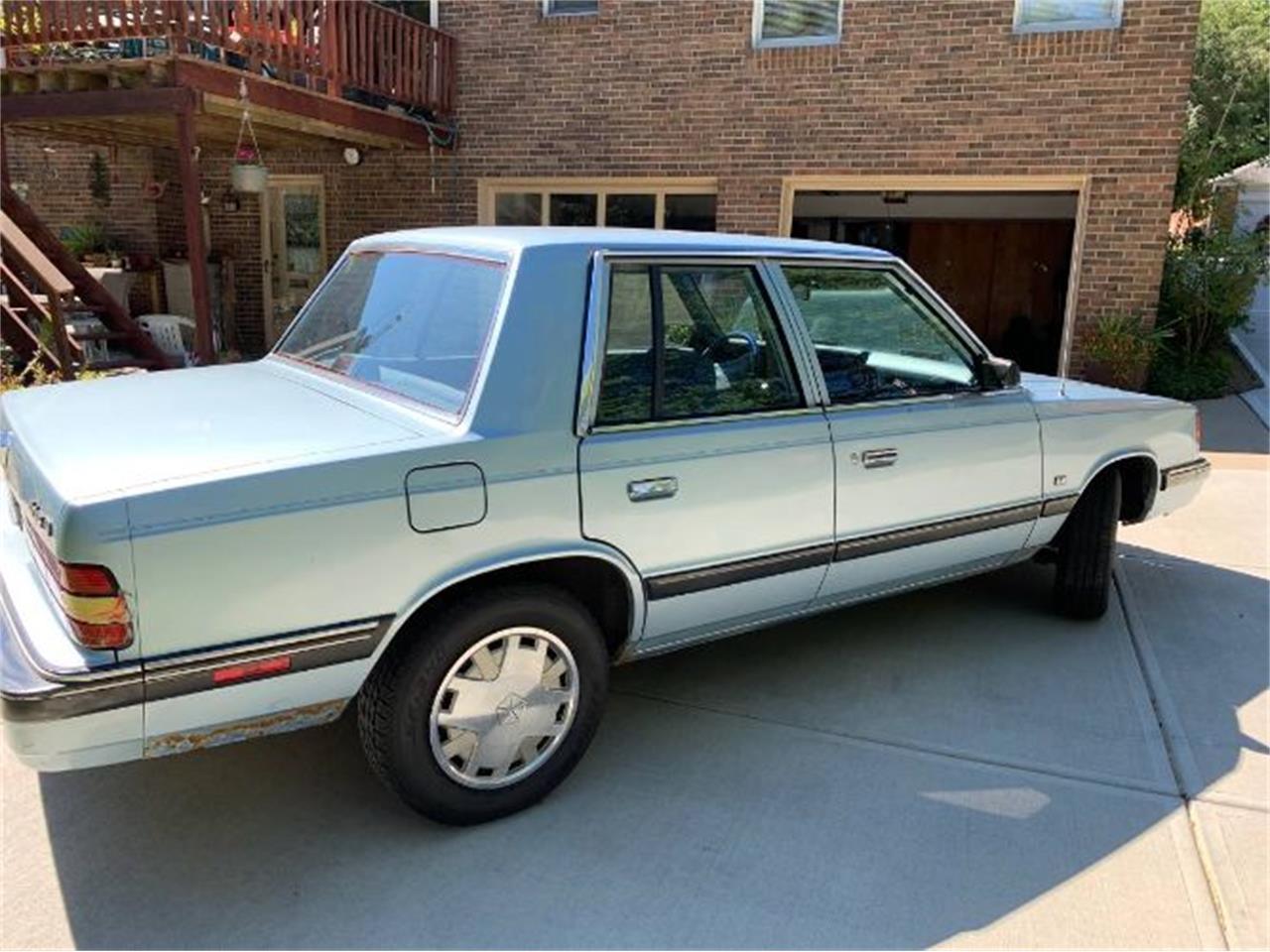 1989 Dodge Aries (CC-1410511) for sale in Cadillac, Michigan