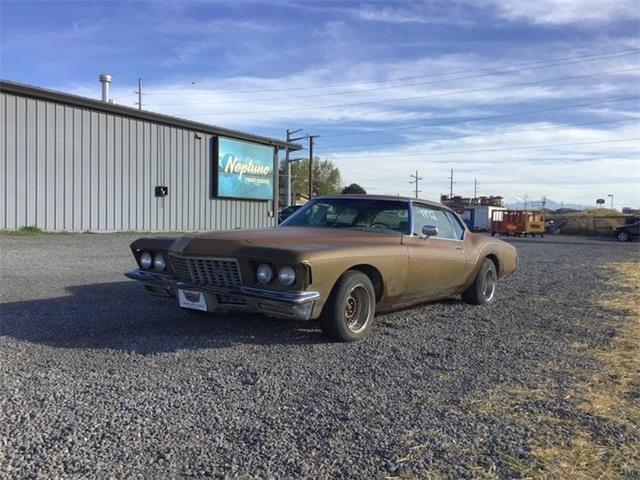 1972 Buick Riviera (CC-1415110) for sale in Cadillac, Michigan
