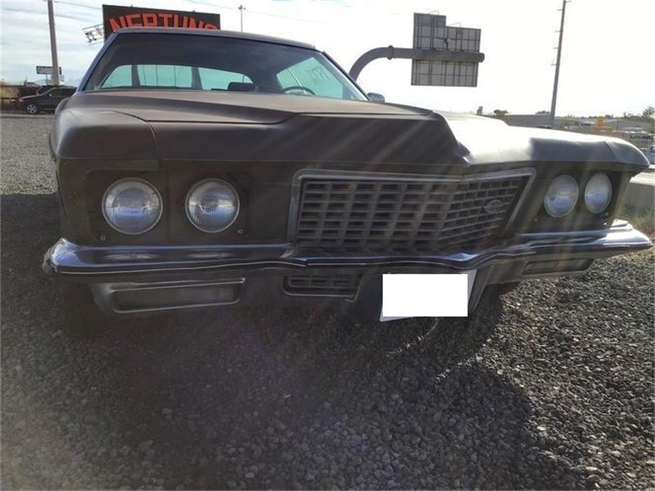 1972 Buick Riviera (CC-1415110) for sale in Cadillac, Michigan