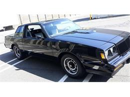 1987 Buick Grand National (CC-1415111) for sale in Cadillac, Michigan