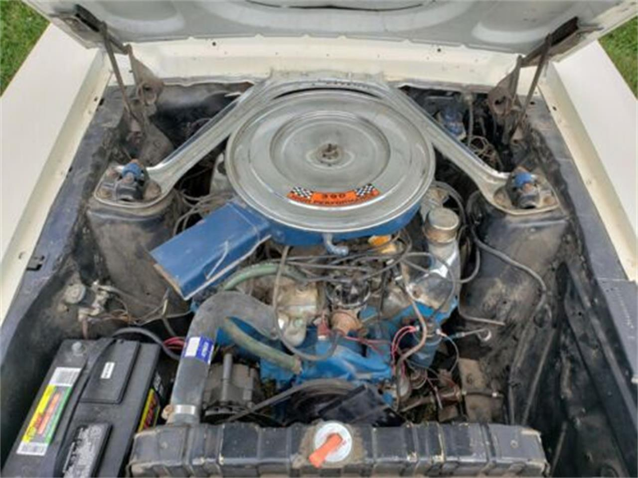 1967 Ford Mustang (CC-1415112) for sale in Cadillac, Michigan