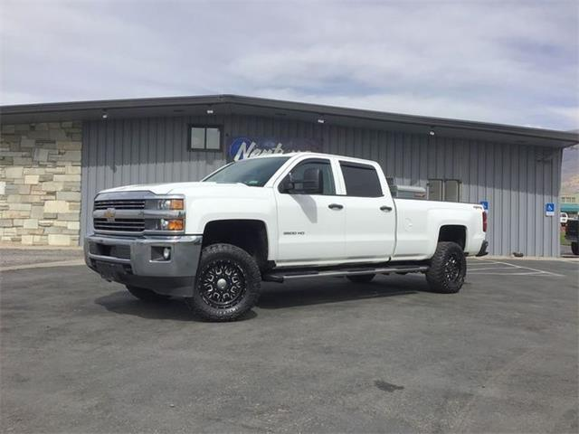 2015 Chevrolet Silverado (CC-1415117) for sale in Cadillac, Michigan
