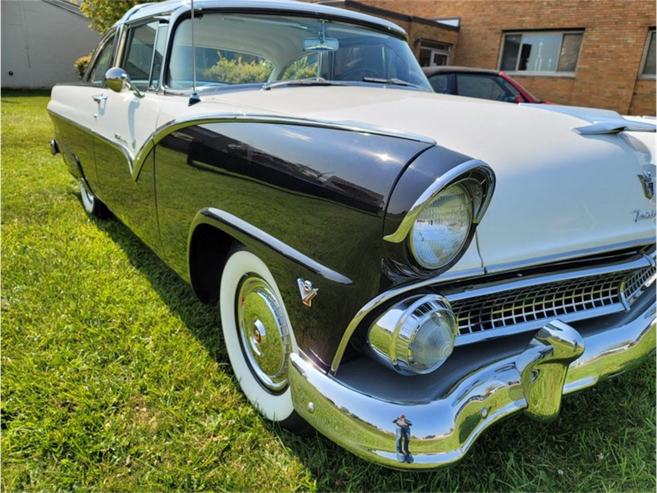 1955 Ford Crown Victoria (CC-1410512) for sale in Troy, Michigan