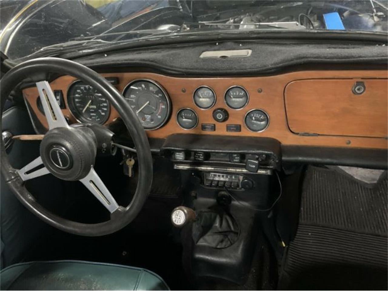 1974 Triumph TR6 (CC-1415120) for sale in Cadillac, Michigan