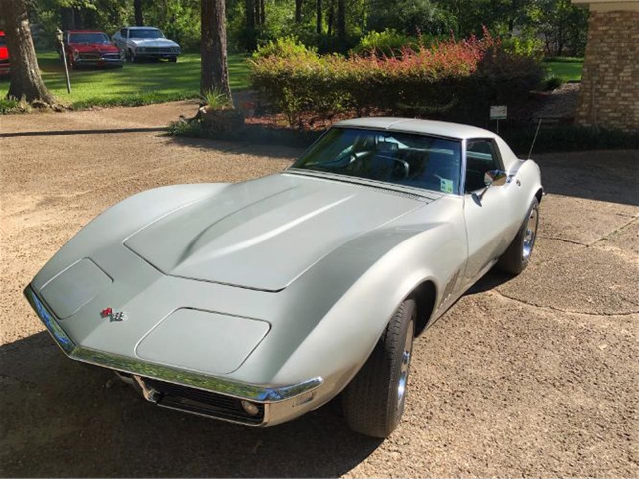 1968 Chevrolet Corvette (CC-1415121) for sale in Cadillac, Michigan