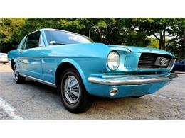 1966 Ford Mustang (CC-1415124) for sale in Cadillac, Michigan