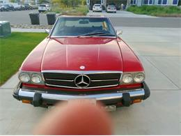 1975 Mercedes-Benz 450SL (CC-1415126) for sale in Cadillac, Michigan
